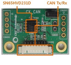CAN 통신 모듈 보드 CAN Transceiver Module (망고 Cx CAN Transceiver )